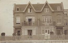 Egmond Aan Zee  (originele Fotokaart Uit 1907 Van Fotograaf P. Jonker Uit Egmond Aan De Hoef)  ) 4 X Scan - Egmond Aan Zee