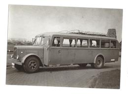 CARTOLINA AUTOBUS HENSCHEL - 2 - Buses & Coaches