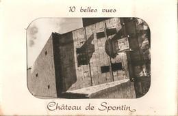 Château De Spontin Carnet De 10 Belles Vues 10 Postkaarten 10 CPA - Yvoir