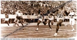 ATHLETISME : PHOTO (1964), JEUX OLYMPIQUES DE TOKYO, BOB HAYES REMPORTE LE 100 M DEVANT FIGUEROLA ET JEROME - Colecciones