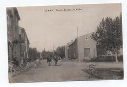 GRANS (13) - ENTREE AVENUE DE SALON - Autres Communes