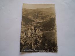 Ardèche, Saint Martin De Valamas, Château De Rochebonne & Le Mezenc - Saint Martin De Valamas