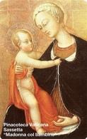 *VATICANO - N. 17* -  Scheda NUOVA (MINT) - Vaticaanstad