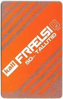 Faroe - Kall Frælsi, 50Kr. GSM Refill, Exp.01.2009, Used - Faroe Islands