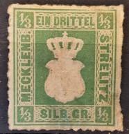 MECKLENBURG-STRELITZ 1864 - Unused - Mi 2a - 1/3sg - Mecklenburg-Strelitz