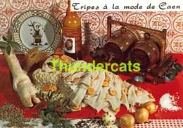CPSM RECETTE EDITIONS LYNA No 50 TRIPES A LA MODE DE CAEN - Recettes (cuisine)