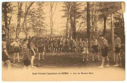 Corbie / Ecole Primaire Supérieure / Jeu De Basket-Ball - Corbie