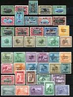 RUANDA-URUNDI - Selectie Nr 299 - MH* - Ruanda-Urundi