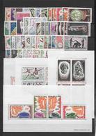 SERIE EXPRESSION FRANCAISE - 1964 - SERIE JEUX OLYMPIQUES TOKYO COMPLETE ** MNH - 45 VALEURS + 9 BLOCS - COTE = 282 EUR. - Sin Clasificación