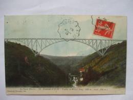 CONVOYEUR    CARMAUX  A  ALBI    -  VIADUC  DE VIAUR    ..........            TTB - Railway Post