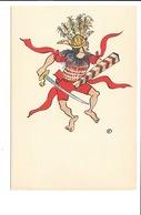 INDONÉSIE - Bateau De La K.P.M. En Route Pour Les Moluques, O.FABRÈS Illustrateur, Sept. 1933.(n°5) - Indonésie
