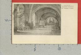 CARTOLINA VG ITALIA - L. CAVALERI - Silenzio Mistico - S. Francesco D'Assisi - 9 X 14 - 1910 - Perugia