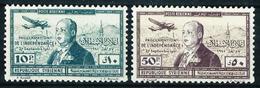 Siria (Francesa) Nº A-94/5 Nuevo* - Syria (1919-1945)