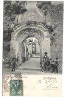 L170A_871 Bordighera - Porta Sottana E Via Dritta - N° 6773 - Altre Città