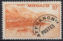 MONACO Preos  N* 5 Charnière - Monaco
