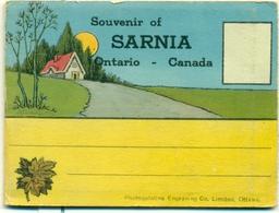Souvenir Of Sarnia Ontario Canada - 20 Photos - Autres
