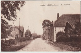 - Sorbon - Rue D ' Arnicourt. - Autres Communes