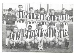 Sporting Charleroi Photo Grand Format 24cm 16cm - Fútbol