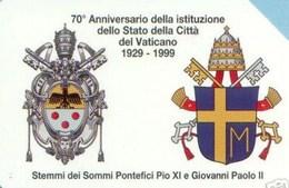 *VATICANO - N. 58* -  Scheda NUOVA (MINT) - Vaticano
