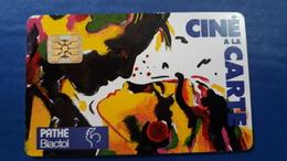 CINECARTE PATHE CINEMA BIACTOL SCHUMBERGER SC4 - Francia