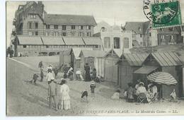 LE TOUQUET-PARIS-PLAGE La Montée Du Casino - Le Touquet