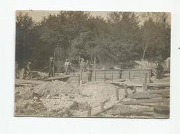 Photographie 84 Vaucluse Barrage De Mousquety 1927 Isle Sur Sorgue   Photo 5,2x7,8 Cm Env - Plaatsen