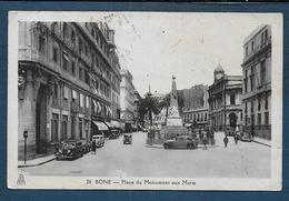 BONE - Place Du Monument Aux Morts - Annaba (Bône)