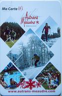 Forfait Ski Antrans Méaudre - Transports