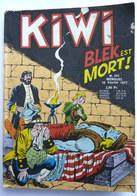 KIWI N° 262 LUG Le Petit Trappeur - BLEK LE ROC - Kiwi