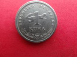 Croatie  1 Kuna  1999  Km 9-2 - Croatie