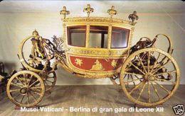 *VATICANO - N. 6029A* -  Scheda NUOVA (MINT) (varietà: Lato B Opaco) - Vaticano
