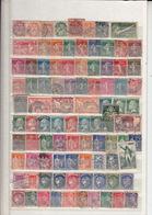 FRANCE De 1907 à 2000 - GROS LOT De TIMBRES Oblitérés - A Saisir ! - Sammlungen