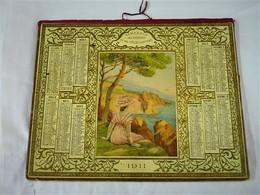 Almanach Des Postes Et Des Télégraphes 1911 - Calendars