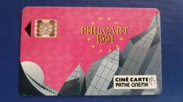 CINECARTE PATHE CINEMA Nº29 - Philcart Carte D Accés - - Francia