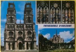 (3031) Orléans - Le Cathédrale Sainte-Croix - Orleans