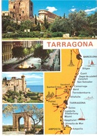 TARRAGONA - Carte Geografiche