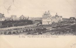 LA CÔTE. Environ 100 Cartes Postales, époques Diverses, - Belgium