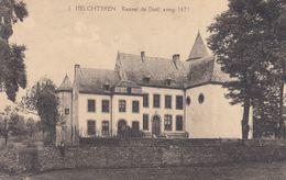 HELCHTEREN. Hotel Zels-Ketelbeuters, Steenweg Op Hassel - Belgium