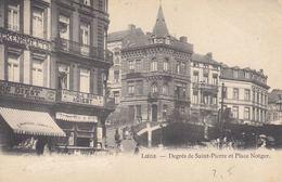 LIÈGE (+/-100) & Sa Province (+/-200). Environ 300 Cart - Belgium