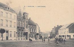 NIVELLES. 133 Cartes Postales, époques Diverses. - Belgium