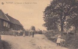 THORICOURT. 8 Cartes Postales Et Une Carte De Graty. En - Belgium