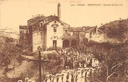 20 - Vescovato - Couvent De Capucini - Une Belle Procession - France