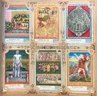 [CHROMOS] LIEBIG. 56 Séries De 6 Chromos Avec Petit Pot - Autres Collections