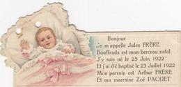 NAISSANCE. Environ 300 Petits Faire-part De Naissance I - Autres Collections