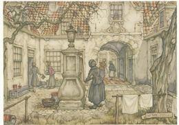 Anton PIECK - Images, Cartes Postales, Calendriers, Inv - Andere Verzamelingen