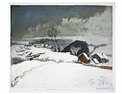 Henri QUITTELIER (SAINT-JOSSE-TEN-NOODE, 1884 - 1980) - - Estampes & Gravures