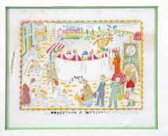 Edgard TYTGAT (BRUXELLES, 1879 - WOLUWÉ-SAINT-LAMBERT, - Estampes & Gravures