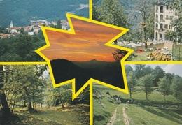 (A179) - SANT'ANNA COLLAREA (frazione Di Montaldo Mondovì, Prov. Cuneo) - Multivedute - Cuneo