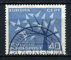 GERMANIA  FEDERALE- BUNDESPOST. DEUTSCHE - Jahr 1962 - MICHEL 384 - Usato - Used. - Gebruikt
