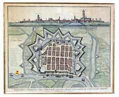 [BELGIQUE] Isaac BASIRE - Newport: A Strong Sea-port To - Cartes Topographiques